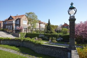 Projekt Bispebjerg - Gamle bygninger